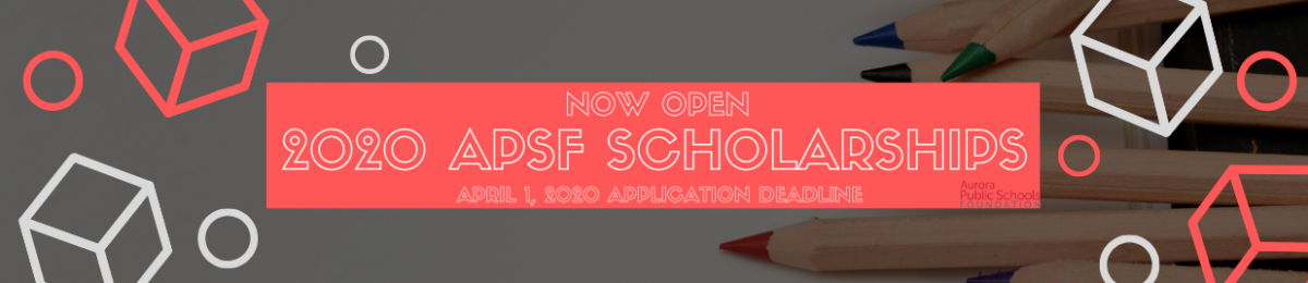 2020 APSF Scholarships