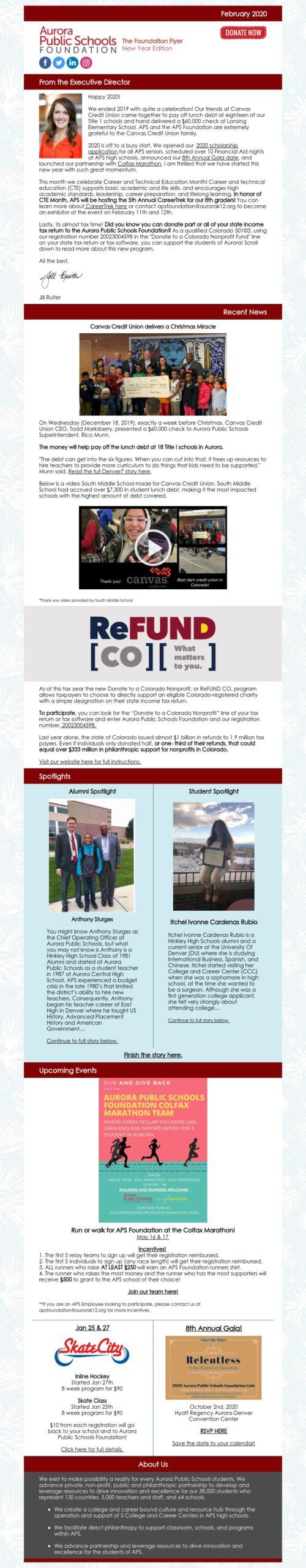 Feb Foundation Flyer